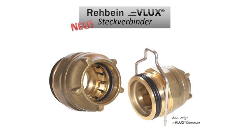 VLUX®-Steckverbinder