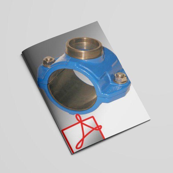 Montageanweisung für Blasensetzschellen Typ ABPE